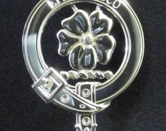 Cairns Scottish Clan Crest Badge