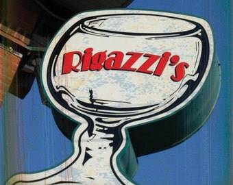 St. Louis Coaster Collection: Rigazzi's
