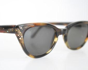 Small Cat Eye Eyeglasses Vintage Eyewear Retro Glasses Cat Eye Frames