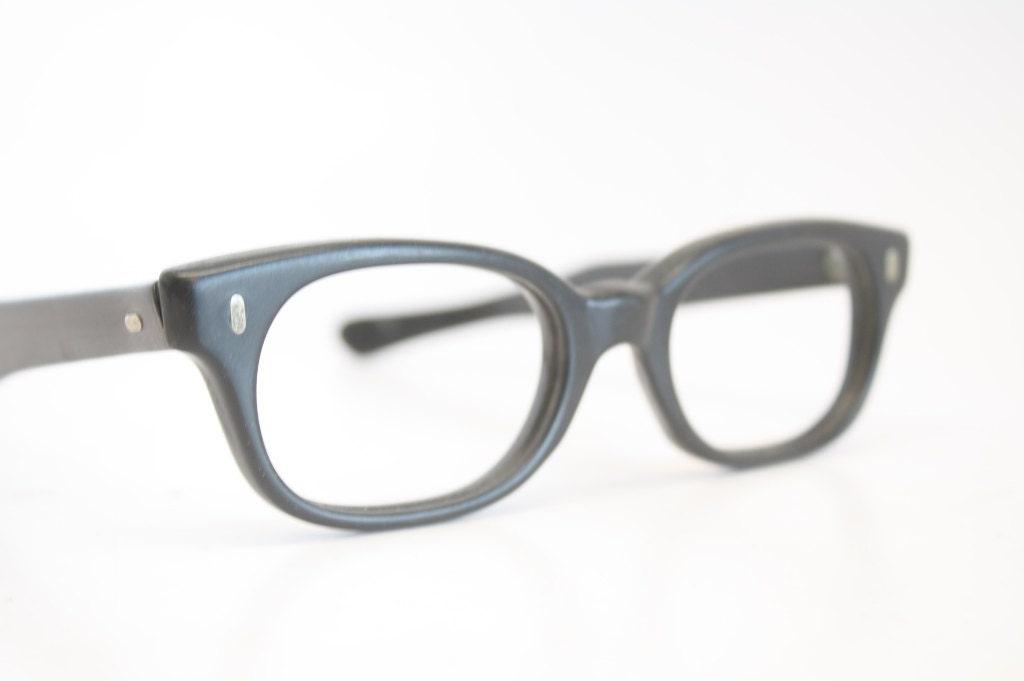 Glasses Frame Fading : Black Retro Glasses Vintage Eyeglass Frames Fade BCG Glasses