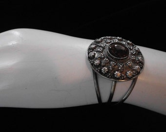 vintage SILVER BRACELET BOLLYWOOD Cuff bracelet