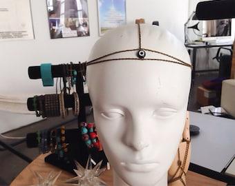 Third Eye Brass Headpiece