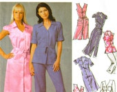 Misses Shirt Dress, Tunic, Blouse, Capris and Pants Sewing Pattern Simplicity 5191 Design Your Own Size 8 10 12 14 16