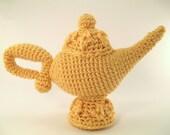 Crochet Magic Lamp