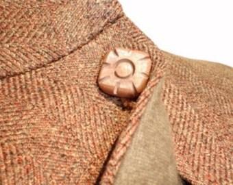 Winter Wool Full WRAP SHAWL PONCHO