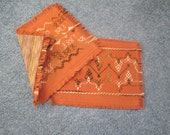 Swedish Weave Placemats - set of two