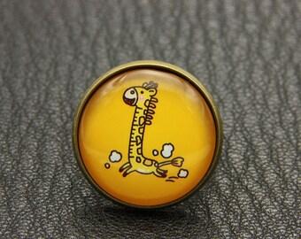 RING  small Giraffe (2020B)