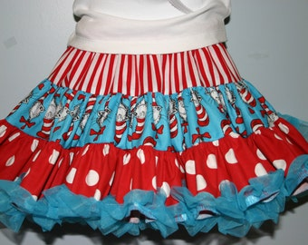 Ari's Angels girls Cat in the full Skirt