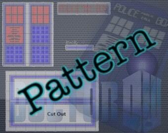 TARDIS Sewing Box - Doctor Who