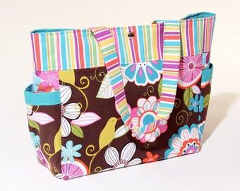 Sewing Pattern Abigail Diaper Bag PDF Download PN305