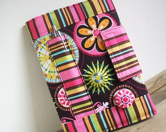 Notepad Cover Sewing Pattern - PN405 Writing Pad / Book Cover Sewing Instructions