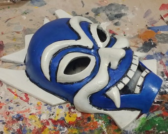 Blue Spirit Mask (replica)