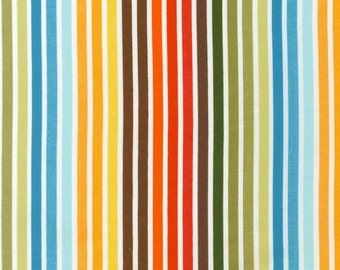 Ann Kelle: Remix Stripe in Bermuda - 1/2 Yard