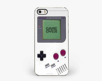 Game Over Boy IPHONE 6s CASE iPhone 6 Plus cover iPhone 5s cases iPhone 5C cover iPhone 7 case