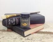 Vintage Bottle - Carter's Tempera Colors, Black