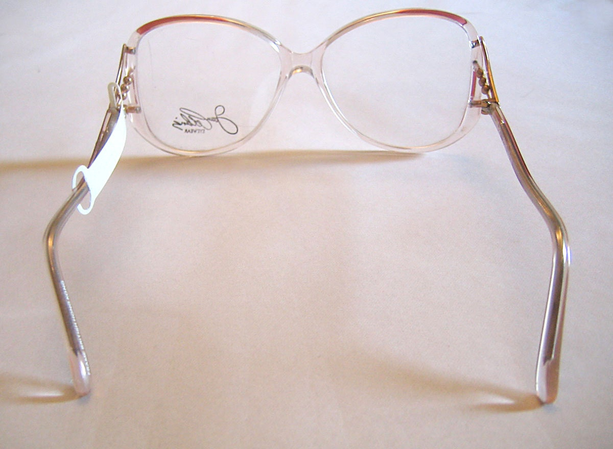 Vintage Unused 1980s Joan Collins Designer Eyeglasses ...