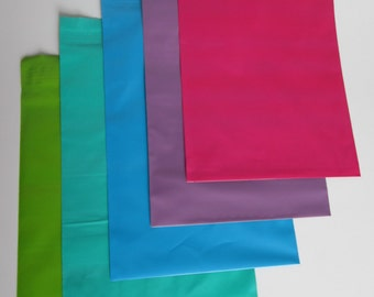 """100 6""""x9"""" Poly Mailer Envelopes - NEW - You pick the Color"""