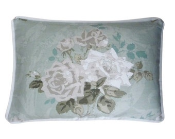 Nina Campbell - Rosa Alba lumbar pillow