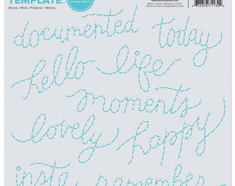 We R Memory Keppers Sew Easy Template