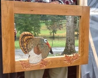 Wild Turkey Mirror