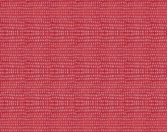 Tiny Seeds in Red by Cori Dantini for Blend Fabrics