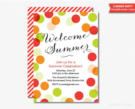 Bbq Birthday Party Invitations as adorable invitation sample