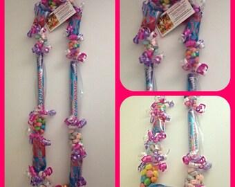 Sweetarts Theme Candy Lei