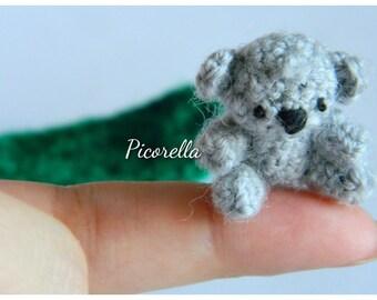 Amigurumi Koala // Miniature Koala // Crochet Koala // Koala Doll // Mini Koala