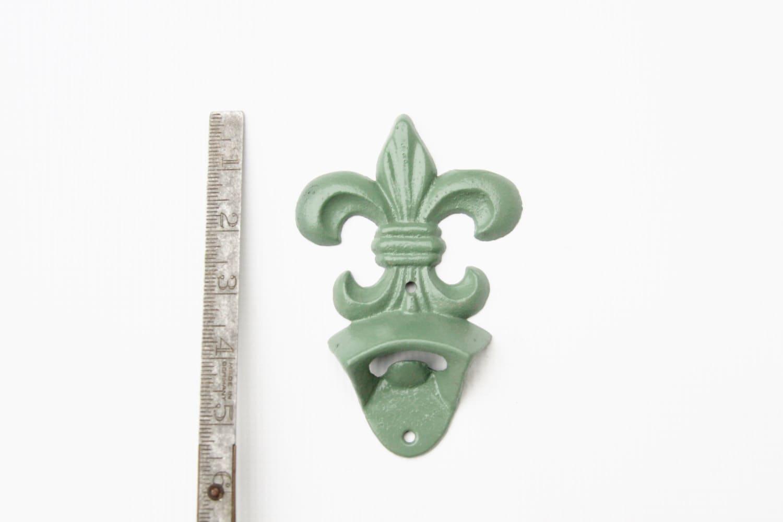 Fleur De Lis Bottle Opener - Home & Furniture Design - Kitchenagenda.com