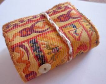 SUPER MOVING SALE - Another mini Cleopatra - mini handbound book