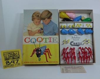 1960's Schaper Cootie Game