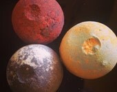 Bath Bombs - Pick any 3 for 9 - your choice - select the scent