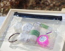 Organic Hospital Bag Essentials Kit for New Mama's