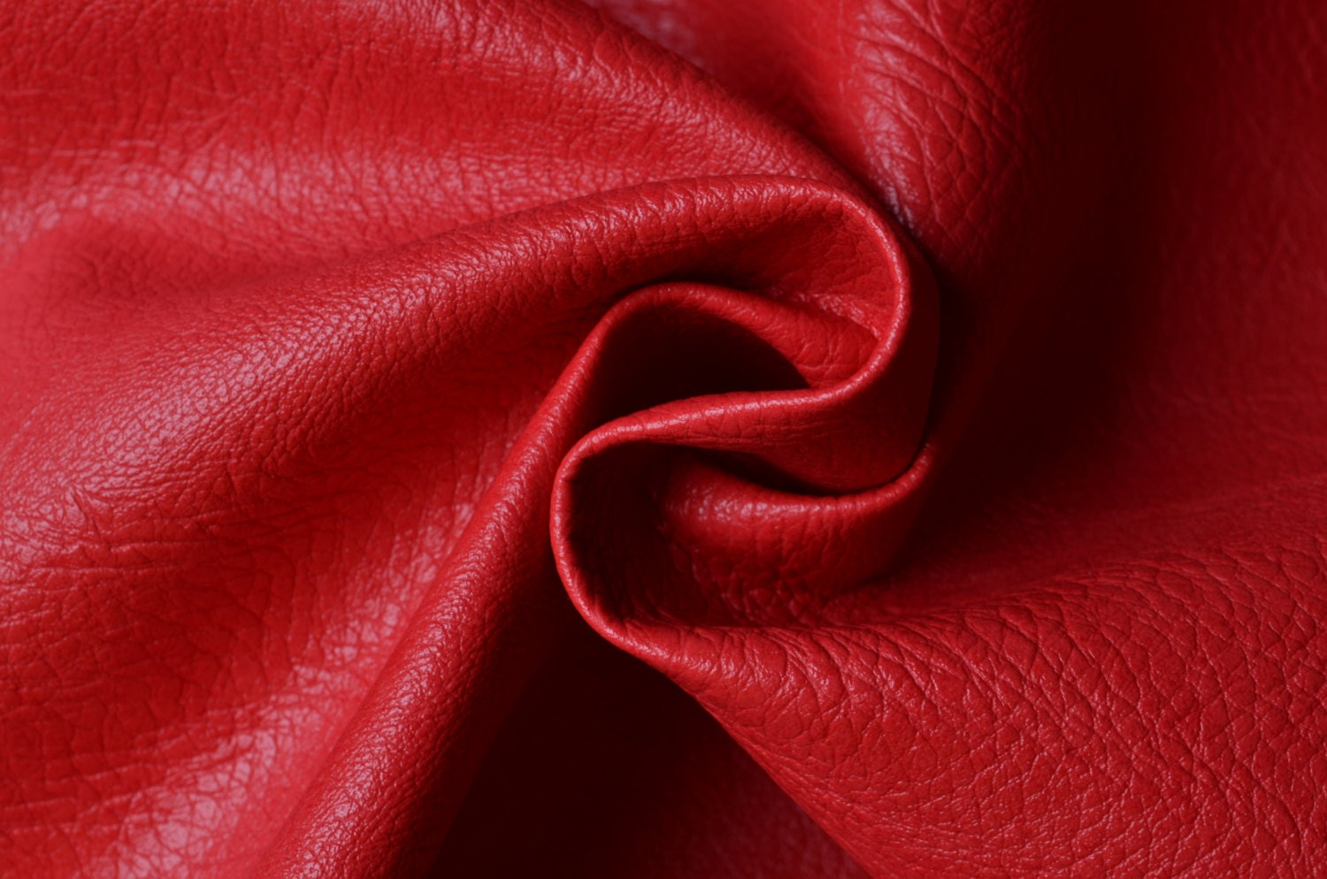 Half yard red leather fabric soft textured leather fabric for Red leather fabric