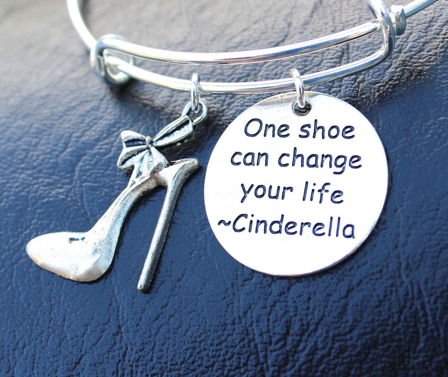Uncommon Quotes That Can Change Your Life: Quote Charm One Shoe Can Change Your Life .Cinderella