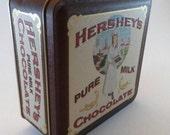 Vintage Hershey's Tin