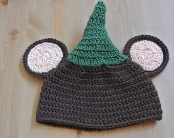 Gus Gus inspired hat