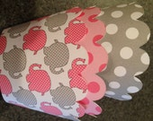 Elephant Cupcake Wrappers   Set of 12