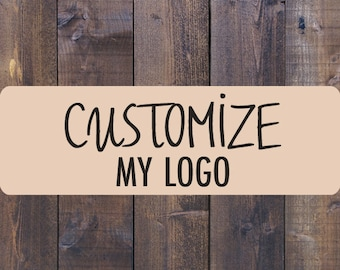 Customize My Logo