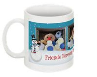 Friends Forever 10 oz Coffee Mug