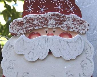 Santa Shelf Decoration - Christmas Decoration