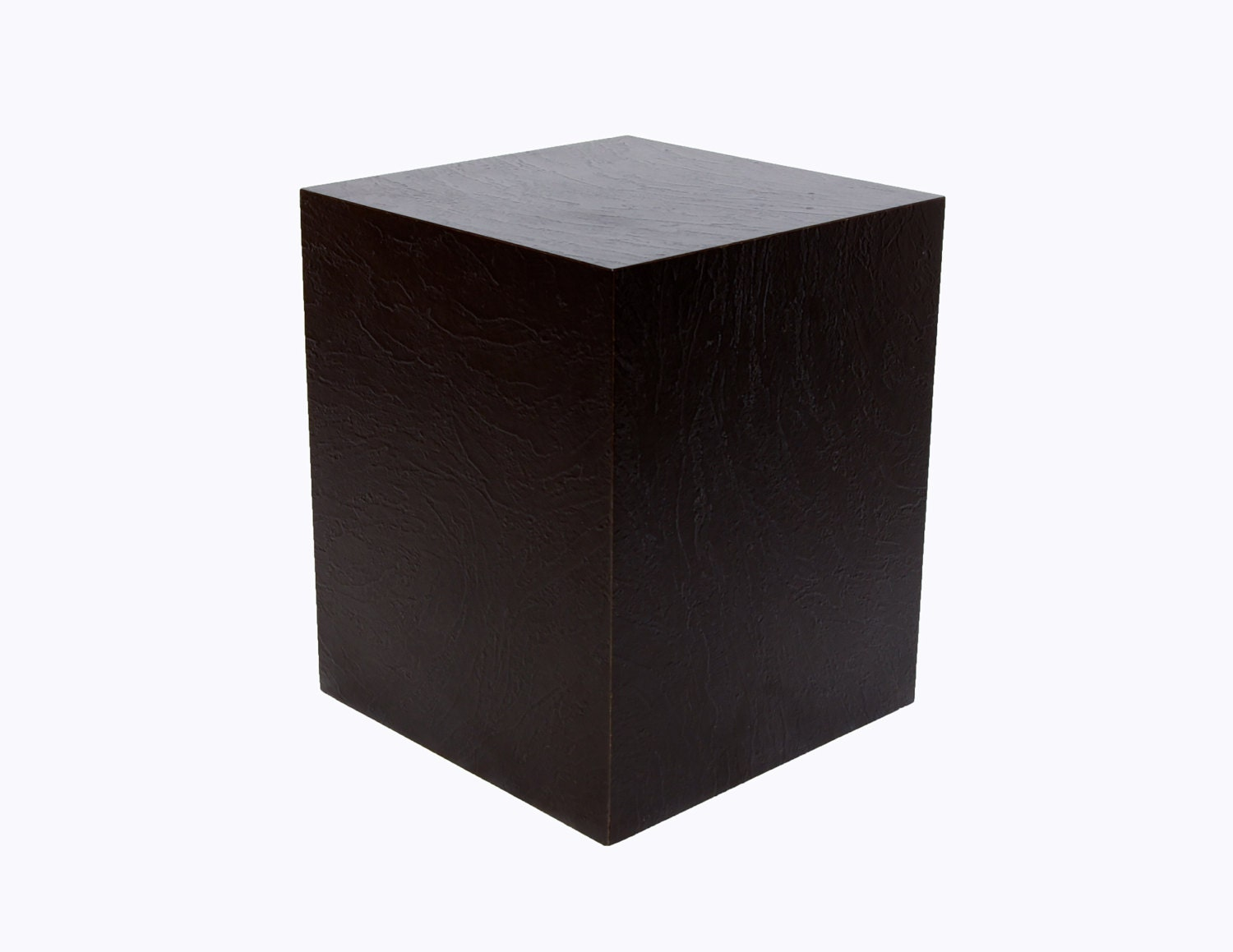 Black Slate Cube Pedestal Formica Side Table 1970s Mid Century : ilfullxfull564445885bdb2 from www.etsy.com size 1500 x 1159 jpeg 96kB