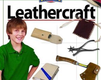 Leathercraft - Kids Crafts Book