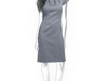 4354 Personalized Dress Pattern - PDF sewing pattern