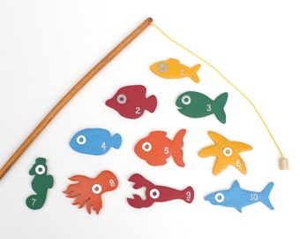Magnetic Fishing Toy XL