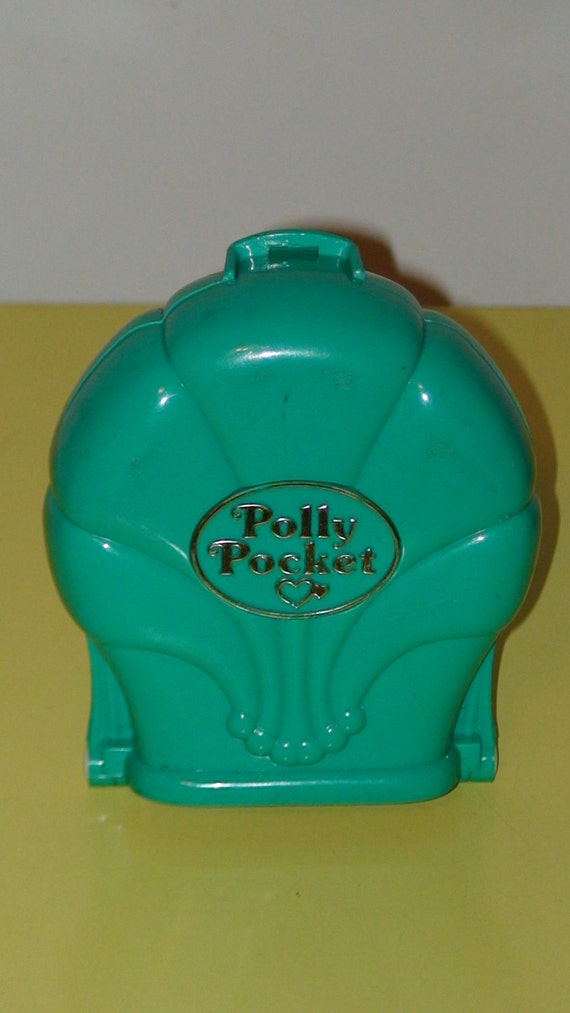 polly pocket water park instructions