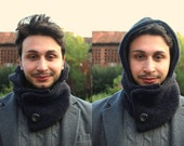 Scarfhood  Scarf  with Hood mod. Urban