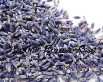 Premium WEDDING TOSS - 50/50 Super BLUE Lavender Biodegradable Confetti Sachet Favor Organic Bulk Wholesale Flower Bud 1 2 3 4 5 6 8 9 10 lb
