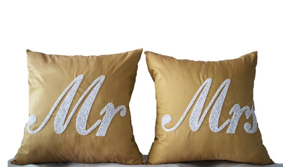 mr mrs pillows decorative pillow covers accent