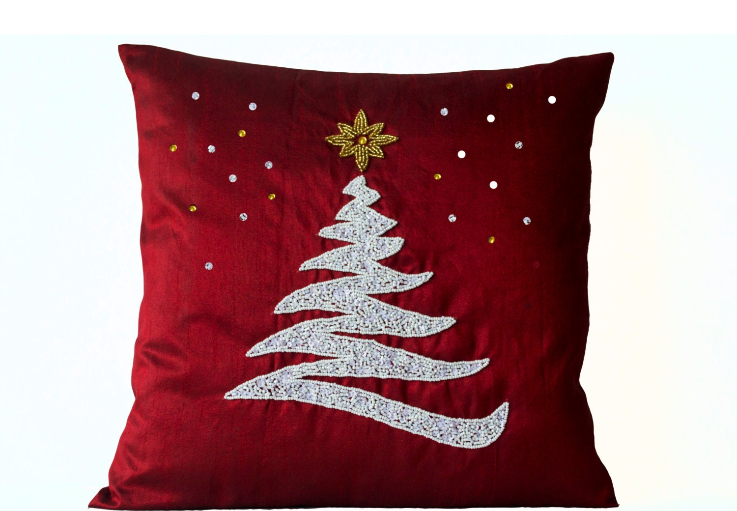 Decorative Pillows For Christmas